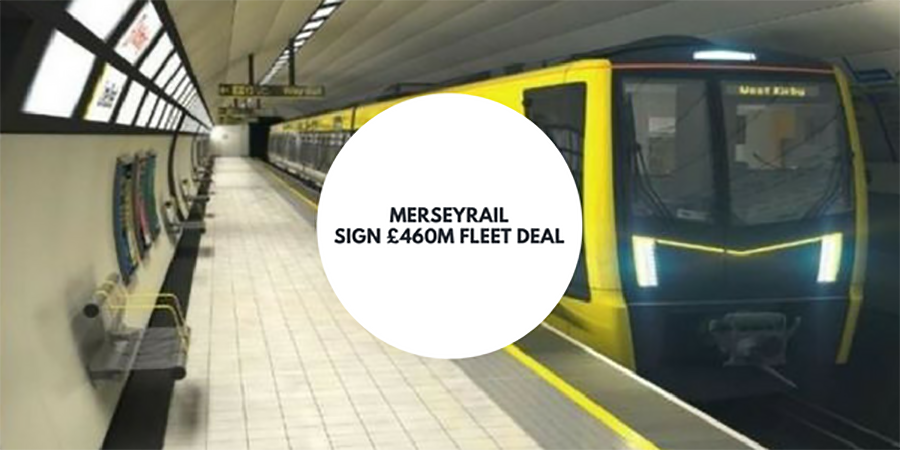 Liverpool Merseyrail Closes Deal for £460m Aluminium Extrusion Train Fleet