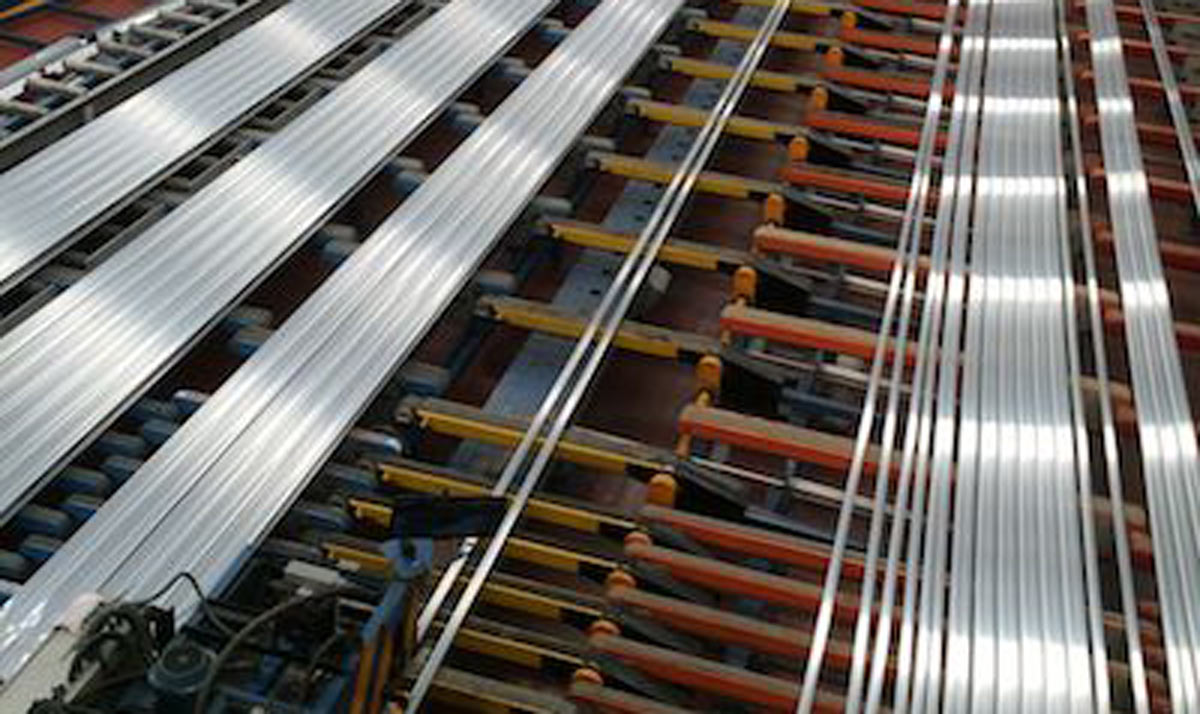 What are the Benefits of Aluminium Extrusions?