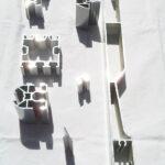 example of aluminium extrusion